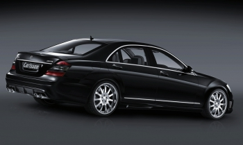 Mercedes S-Klass