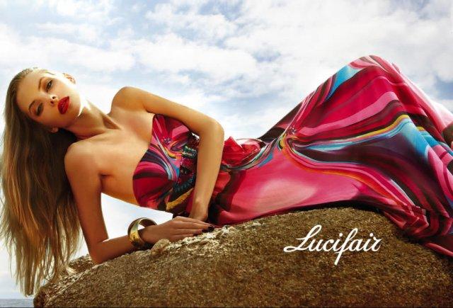 Lucifair  ул Эрму 53  В основном молодежная женская одежда от Греческой фирмы Lucifair имеются коллекции LUCIFAIR и  MIA.  http://www.angloupas.gr/