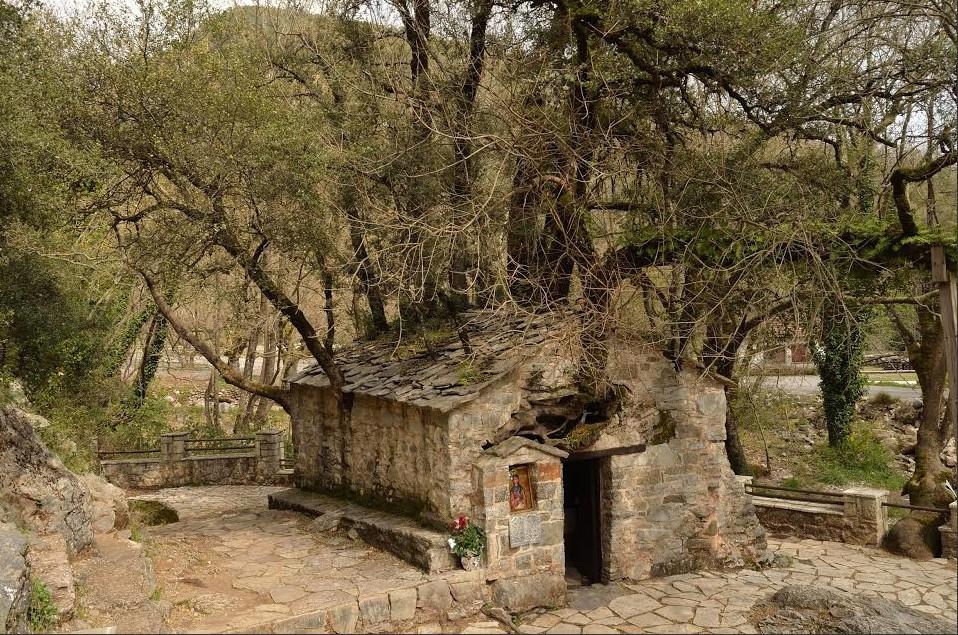Храм святой Феодоры в Аркадии